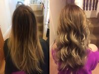 Hairdresser/makeup/Hairextensions l/ 18 yrs exp