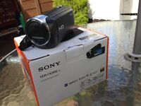Sony HDR CX240E As New Condition!!