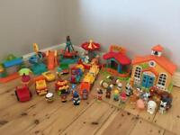 Happyland Early Learning Centre Set
