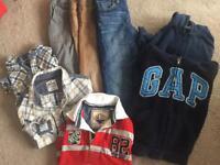 Boys bundle Age 5 (some 4-5) Next,Gap,H&M, John rocha
