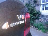 Volkswagen golf mk4 4motion