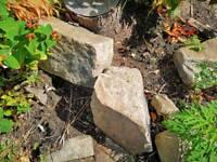 Garden rocks