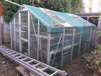 Greenhouse - Free to anyone who can dismantle and collect