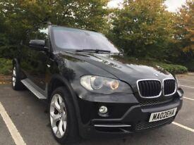 BMW X5 3 Litre SE Diesel 7 seater, panaramic roof