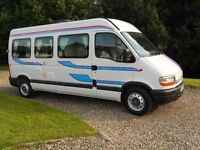 Renault Master Campervan Conversion---Only 43,000 miles