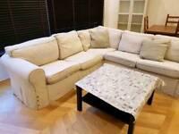 Corner Sofa - Very Comfortable in Great Condition - BARGAIN PRICE
