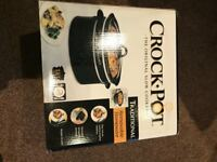 Brand New Crockpot Slow Cooker