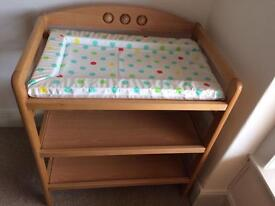Baby Change Table (Wirral CH43)