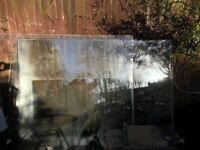 FREE Double glazed window (security glass)