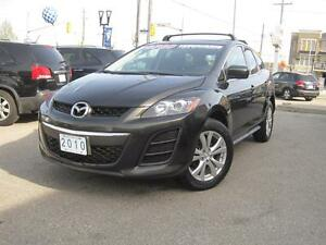 2010 MAZDA CX-7 GRAND TOURING | Leather • Sunroof