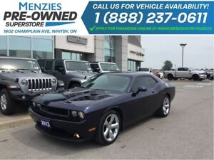 2013 Dodge Challenger SXT Plus Super Sports Group, Clean Carproo