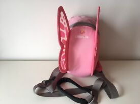 LittleLife toddler back pack with reins
