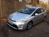 Toyota Prius 1.8 VVT-i Hybrid T Spirit CVT 5dr ,Can be used for MINI CAB or UBER