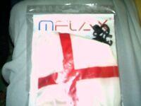 11packs of england wing mirror socks
