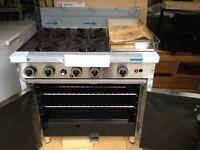 gas cooker Blueseal CR9C