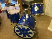 Pearl Chad Smith Signature Drum Kit, Limited Edition
