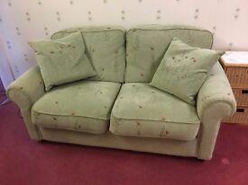 ** FREE ** Comfortable 2-Seater Leekes Sofa