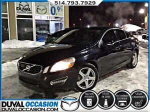 2011 Volvo S60 T6 + AWD + CUIR + TOIT OUVRANT