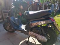 yamaha cw50 moped