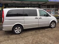 Mercedes VITO , Diesel ,AUTOMATIC 9 Seat ,PCO , HPI Clear