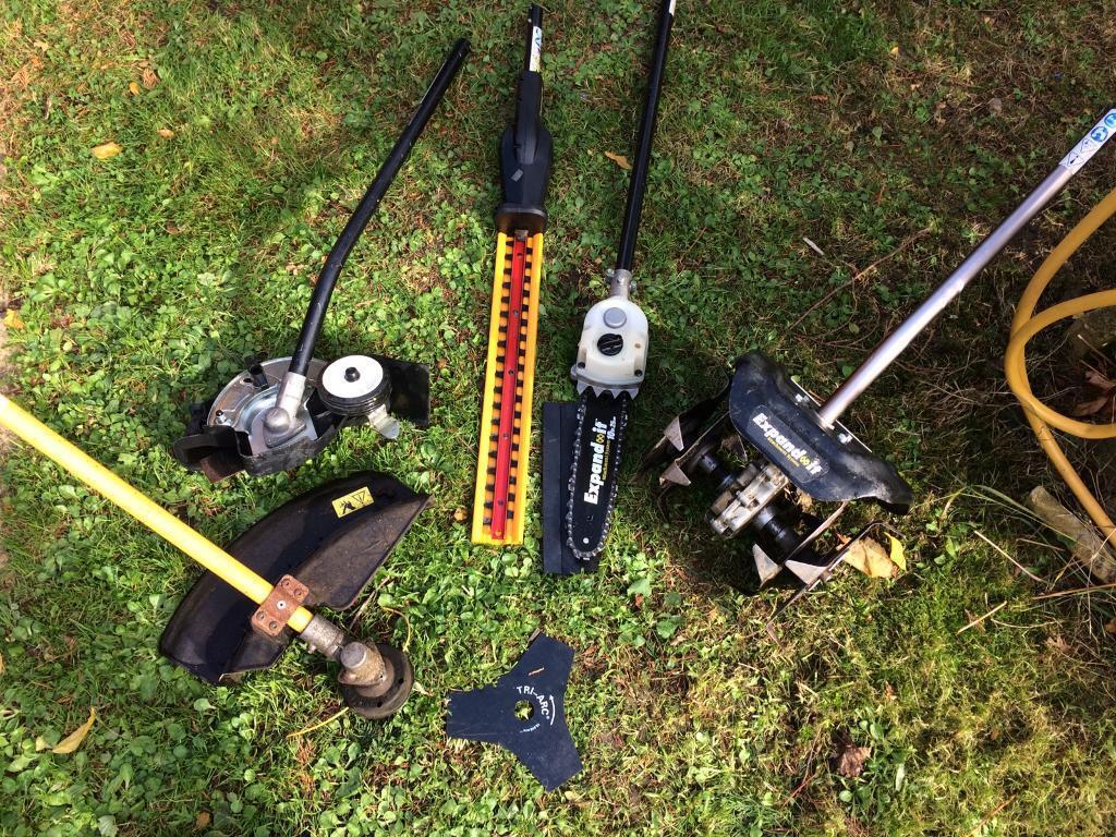 Petrol Ryobi tools job lot expand it items garden not mower Essex