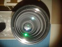 Nikon 200 prime lens