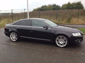Audi A6 SALOON 2.0 TDI S Line Special Edition 4dr 170 BHP Phantom Black Pearl, Excellent Condition