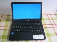 "Asus L402S Laptop : Dual Core 1.6Ghz : 250GB : 11.6"" : 4GB DDR3 : HDMI : Windows 10"