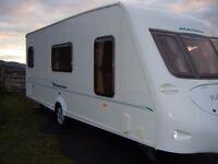 2006 Fleetwood Meridien 4 Berth Caravan including Awning...
