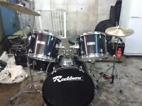 7 Piece Drum Kit for sale