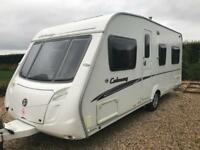 Swift Colonsay 2007 4 Berth fixed bed