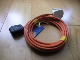 Electrical Cable Extension for Lawnmowers/ Hedge trimmers Ect