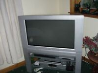 2x WORKING PHILIPS COLOUR TV'S