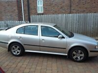 Skoda Octavia, 2003, 1.9 TDi, Silver, Great condition
