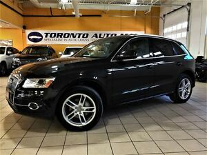 2014 Audi Q5 2.0 +S LINE+NAVIGATION+PARKING AID+PANORAMIC ROOF