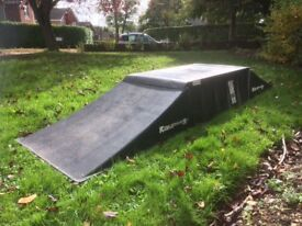 Ramp for BMX/Scooter/Skateboard