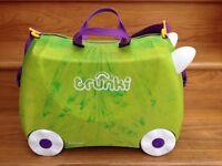 Trunki ride-on suit case for children