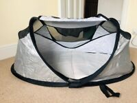 Travel Cot Baby Luxe