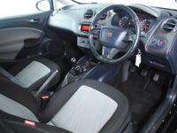 SEAT IBIZA 1.4 SE 3dr (black) 2012