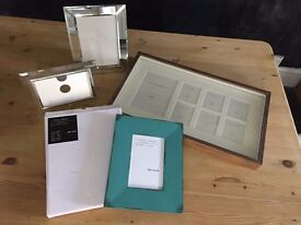 Collection of picture frames - 2 BRAND NEW & UNUSED