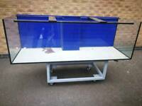 New 6x2x2 Aquarium 660l ,fish tank - FREE DELIVERY