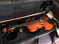 Violin German maggini copy c.1890