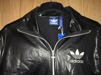 Men adidas jacket brand new