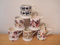 For sale, Emma Bridgewater 1/2 pint mug, choose your mug