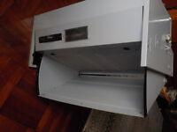 Hotpoint cooker hood HTN41