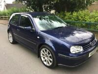 01 vw golf.1.4 Petrol, mot 12/18, priced to sell