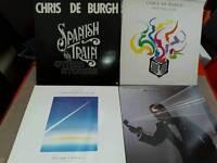 Chris de Burgh 4 albums