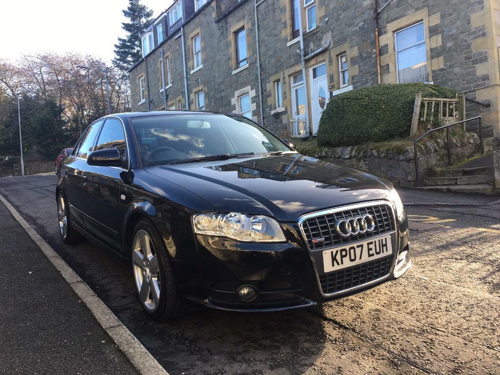 Audi A4 Diesel 170bhp In Selkirk Scottish Borders Gumtree