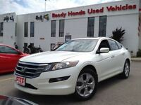 2011 Honda Accord Crosstour EX-L w/Navi | Leather | Roof | R.Cam