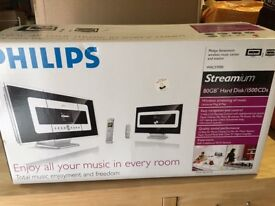 Philips WACS7000 streamium wireless music system REDUCED FURTHER